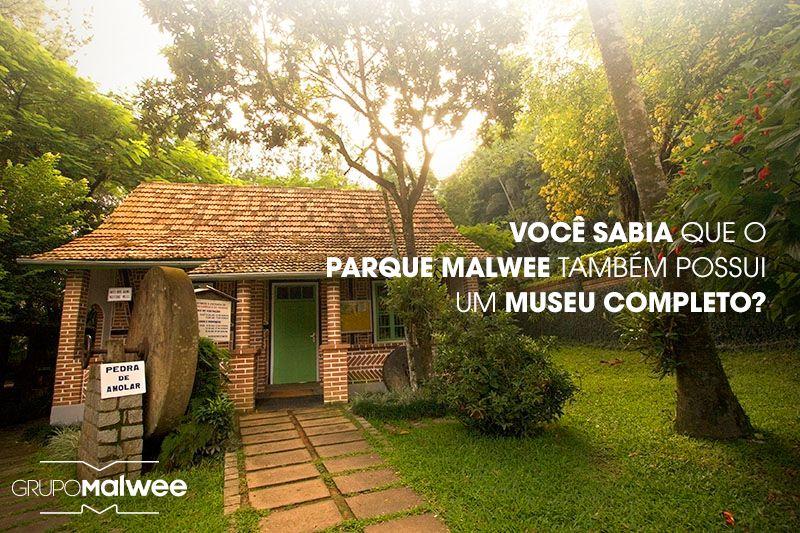 Museu Wolfgang Weege: preservação da cultura em meio ao Parque Malwee