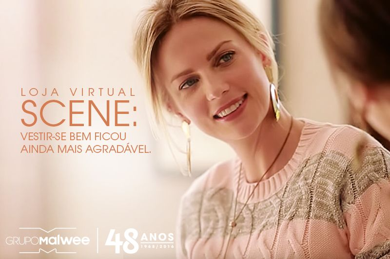 Nova loja virtual Scene: vestir-se bem ficou ainda mais agradável