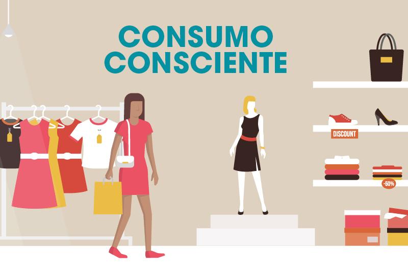 Seja um consumidor consciente