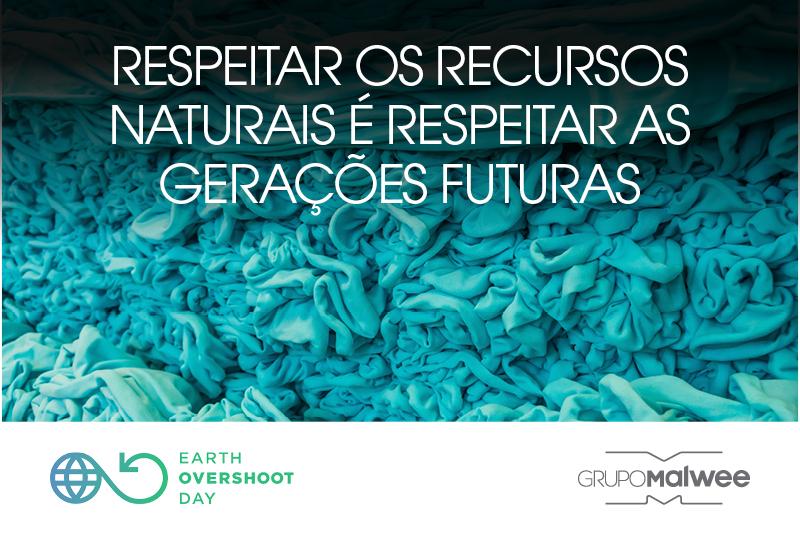 Overshoot Day - Respeitar os recursos do planeta é respeitar as gerações futuras
