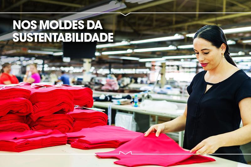 Conheça o processo de fabricação de uma camiseta
