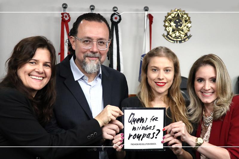 Grupo Malwee participa da agenda da semana Fashion Revolution