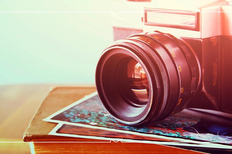 Registre os looks do dia a dia como um profissional de fotografia