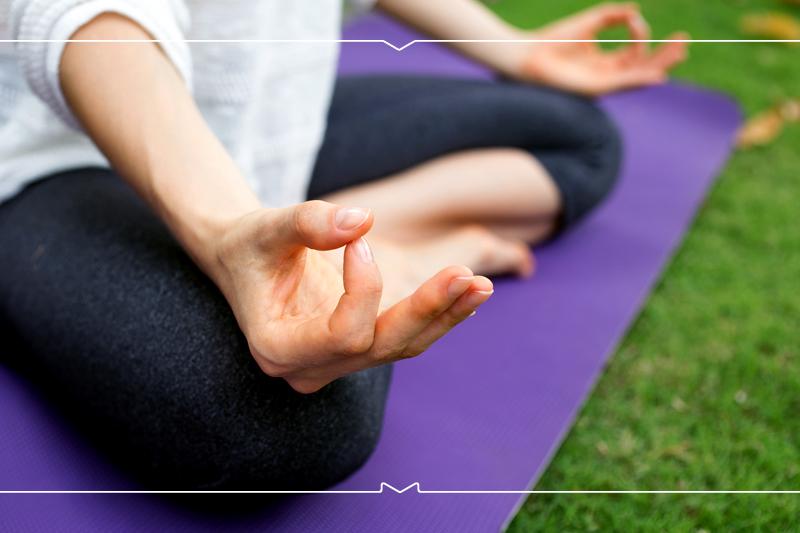 Programação especial de Yoga no Parque Malwee