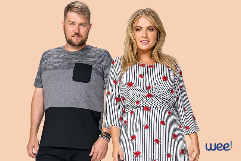 Wee! Fashion Curves: Coleção Primavera Verão 2018