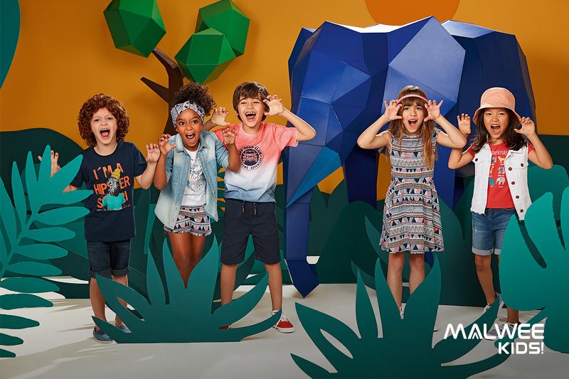 Malwee Kids: Coleção Alto Verão 2019