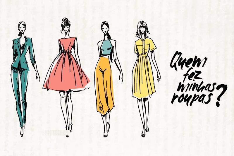 No Mundo da Moda: consumir é apoiar um meio de produção