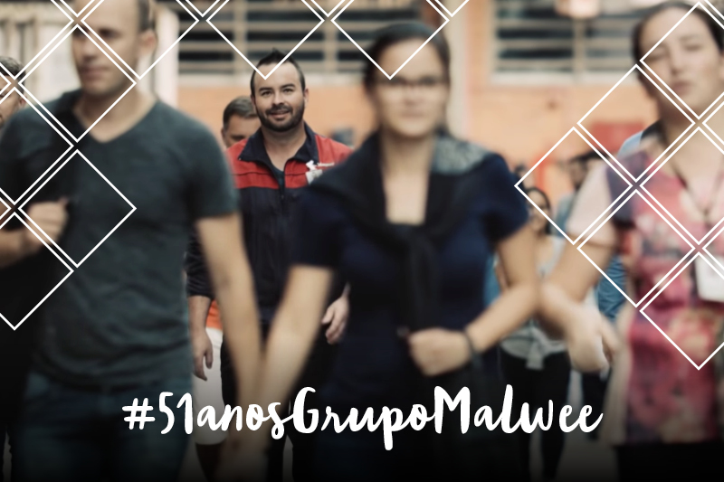51 ANOS GRUPO MALWEE: 10 #AtitudesdoBem pelas pessoas