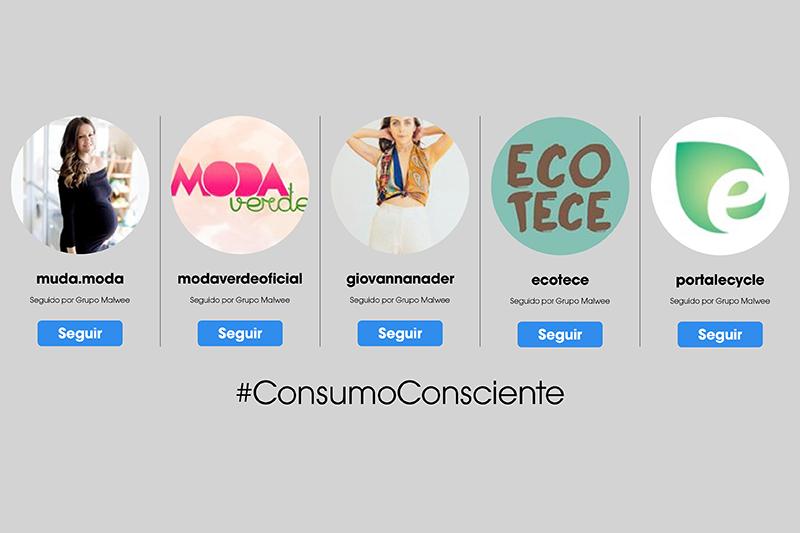 Conheça 5 perfis digitais para ficar por dentro da moda e do consumo consciente
