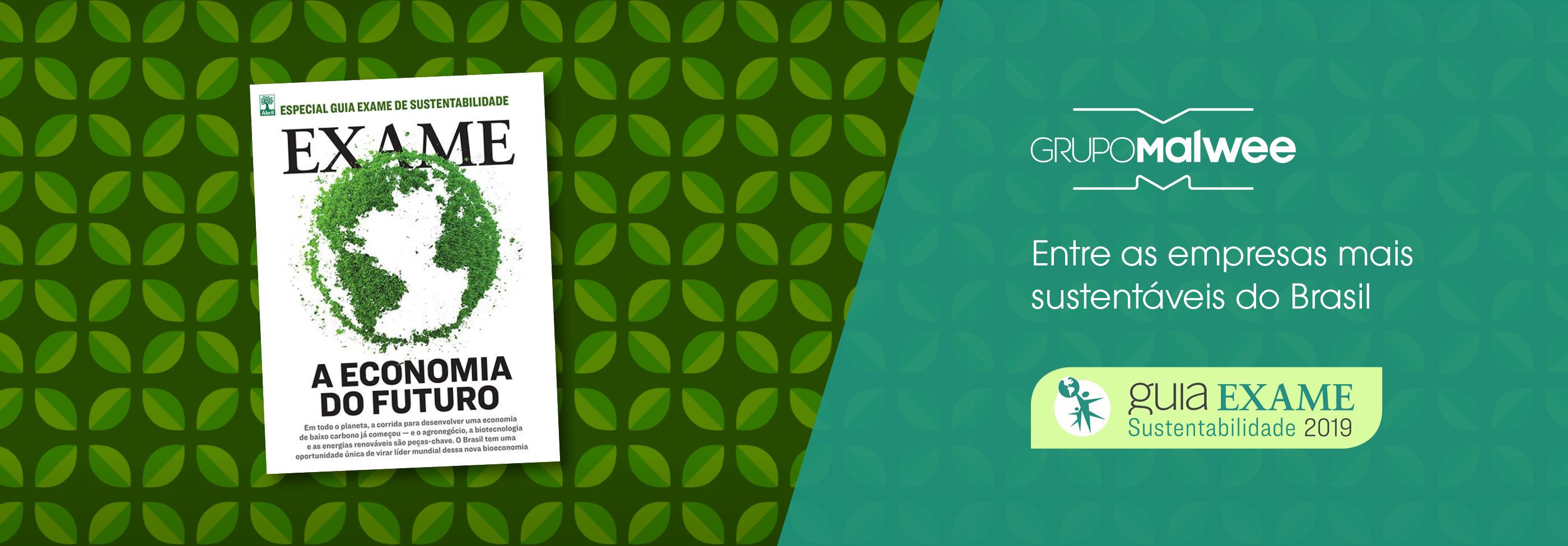 Grupo Malwee é reconhecido como uma das empresas mais sustentáveis do Brasil