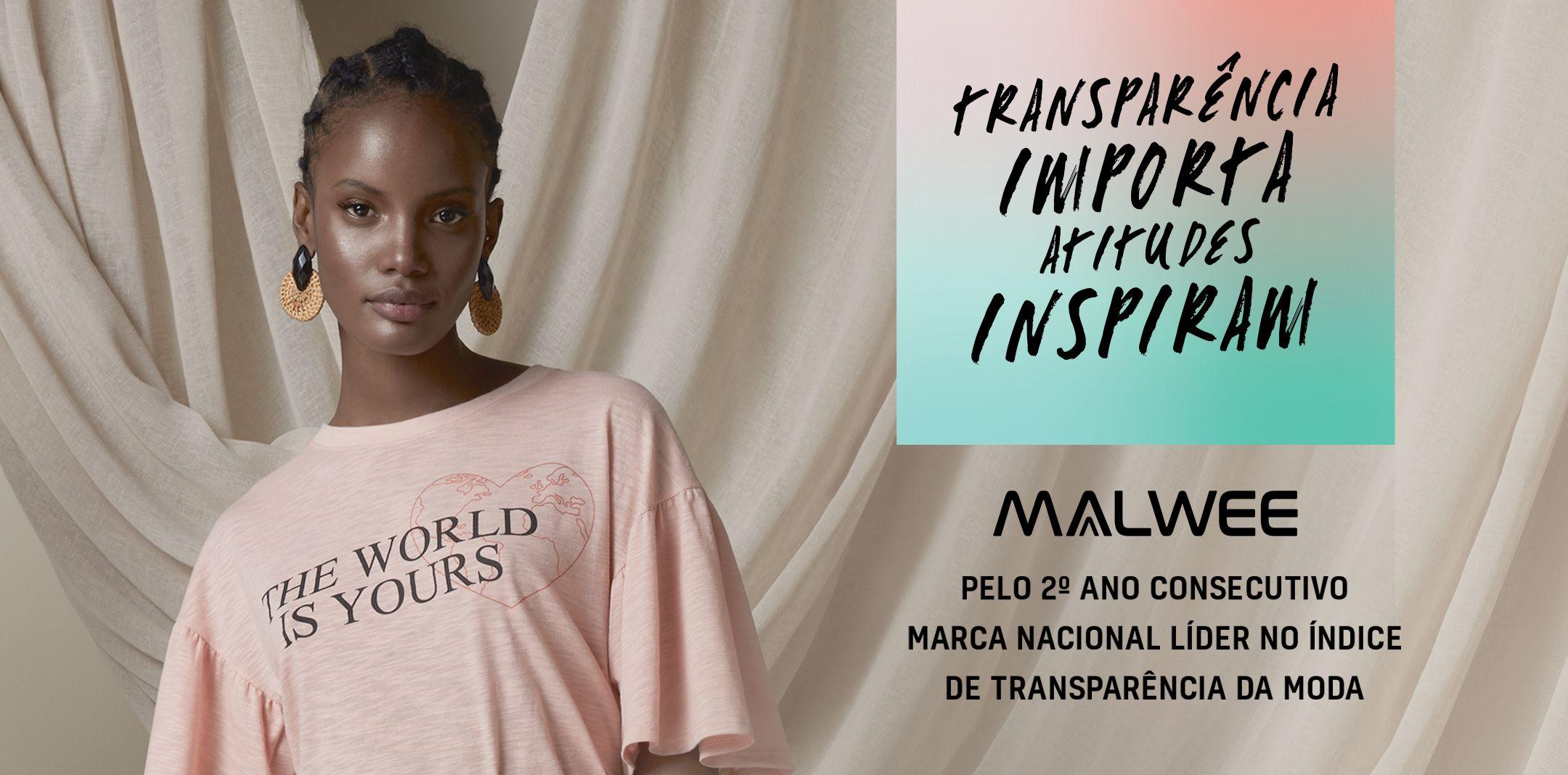 Pelo 2° ano, Malwee é a marca nacional mais bem posicionada no Índice de Transparência da Moda Brasil 2019