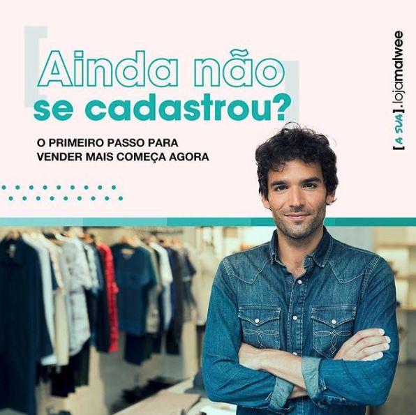 """Malwee lança """"ASUA.LOJAMALWEE"""", plataforma de vendas online para o pequeno varejo de moda"""